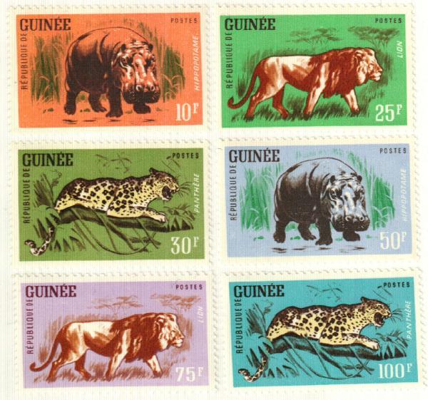 1962 Guinea