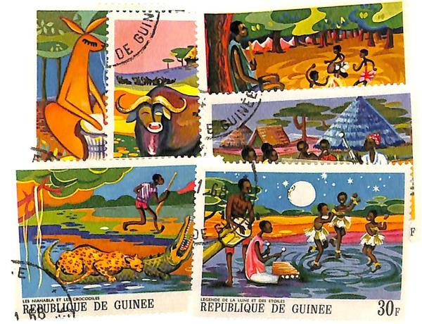 1968 Guinea