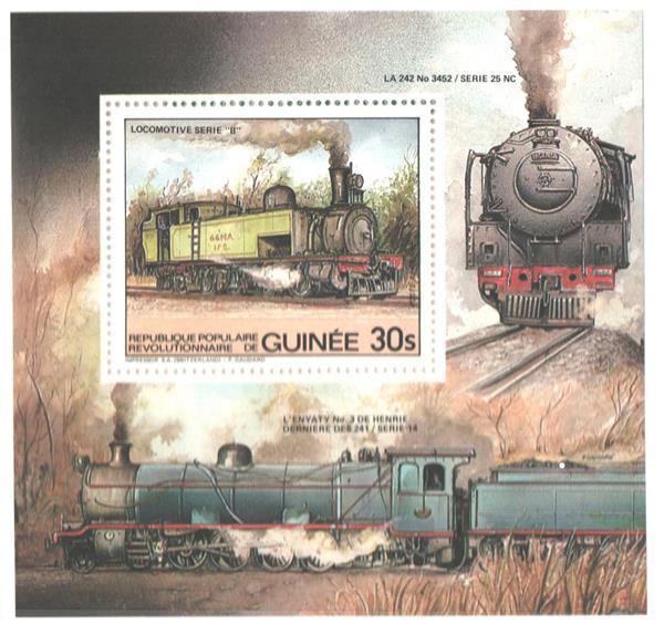 1984 Guinea