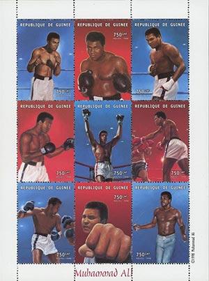 1998 Muhammad Ali The Greatest sh of 9