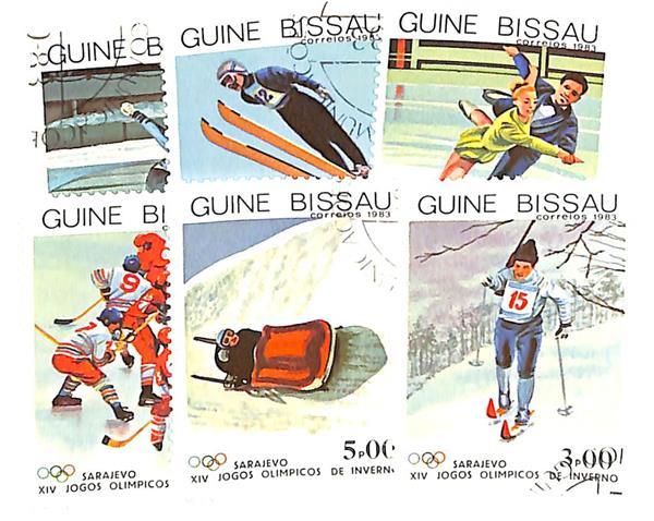 1983 Guinea-Bissau