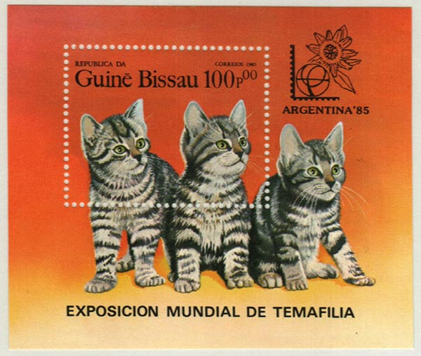 1985 Guinea-Bissau