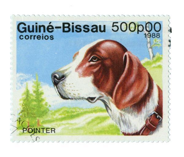1988 Guinea-Bissau
