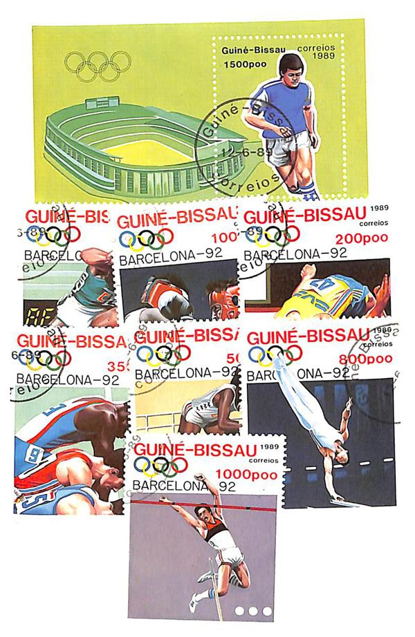 1989 Guinea-Bissau