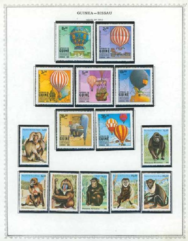 1983-93 Guinea-Bissau