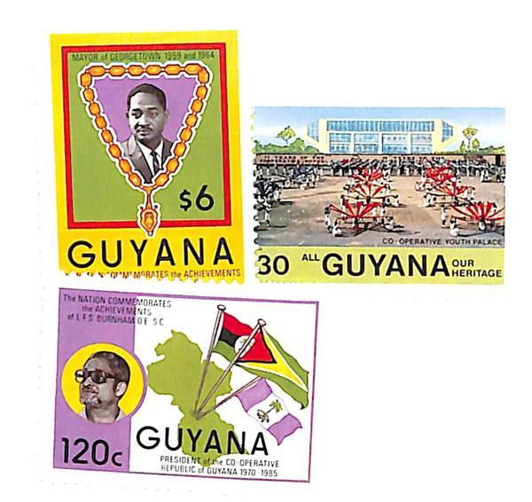 1986 Guyana