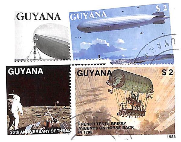 1989 Guyana