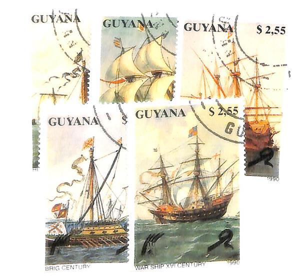 1990 Guyana