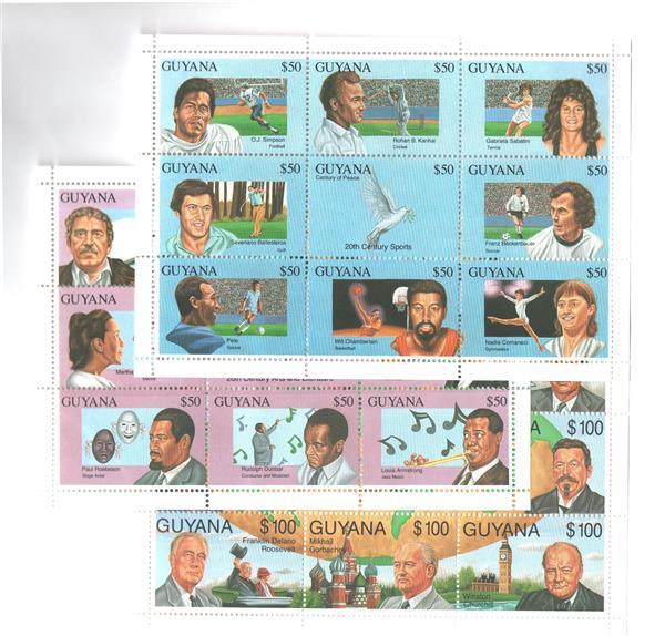 1993 Guyana