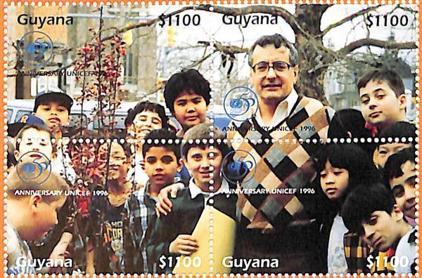 1996 Guyana