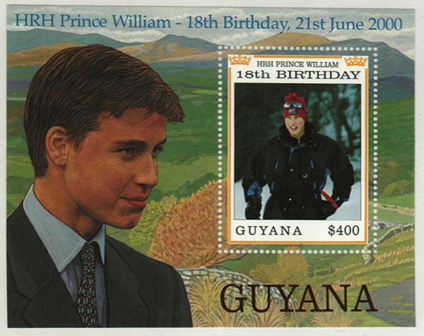 2000 Guyana