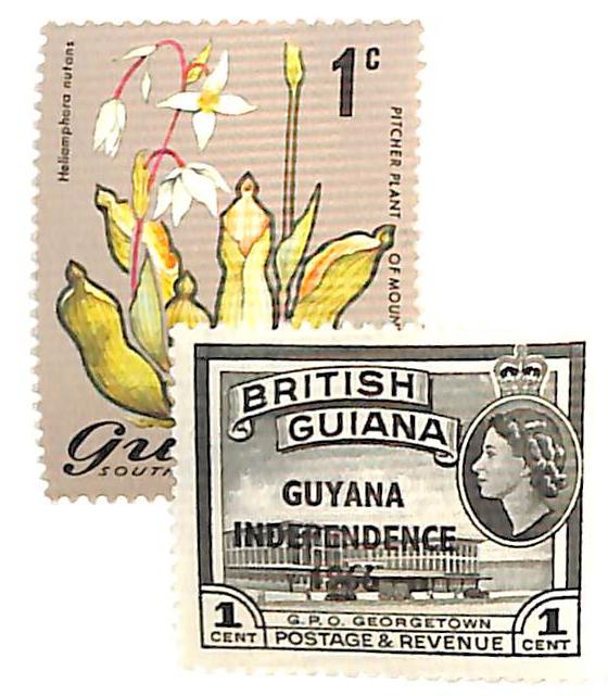 1967-72 Guyana