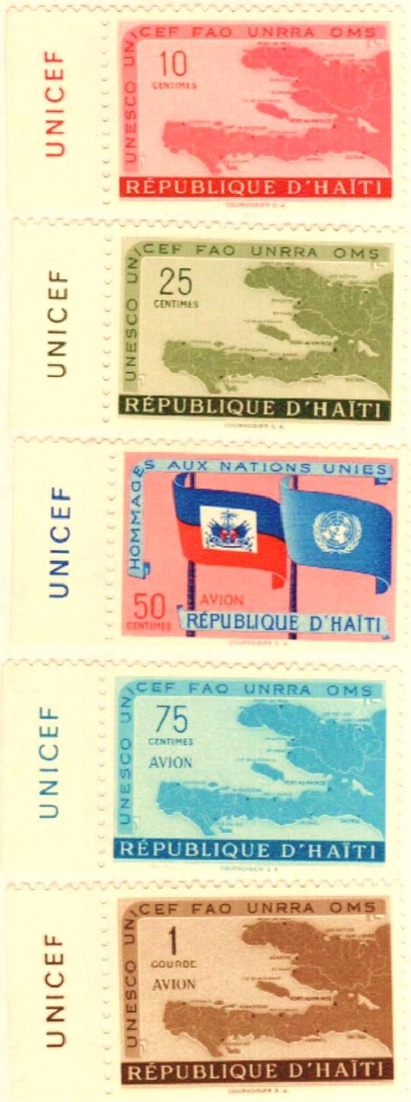 1958 Haiti