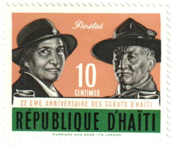 1962 Haiti