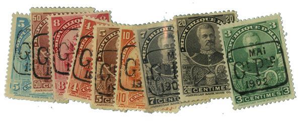1902 Haiti