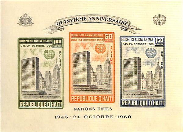1960 Haiti