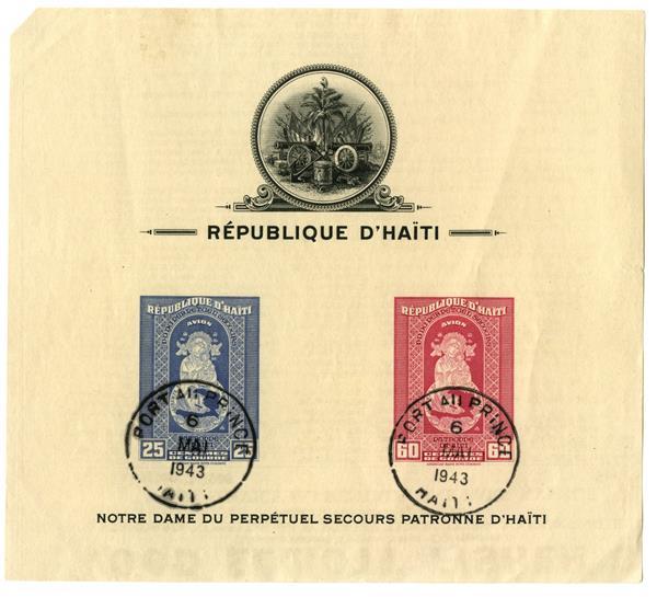1942 Haiti