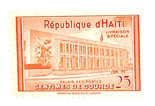 1953 Haiti