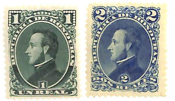 1878 Honduras