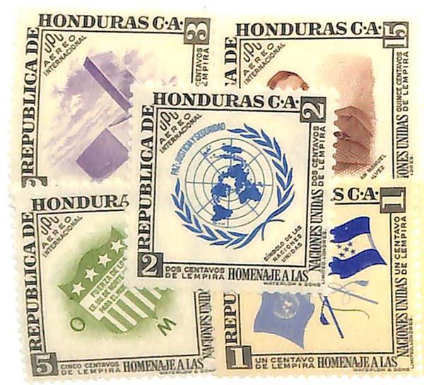 1953 Honduras