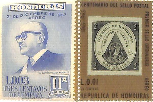 1959-66 Honduras