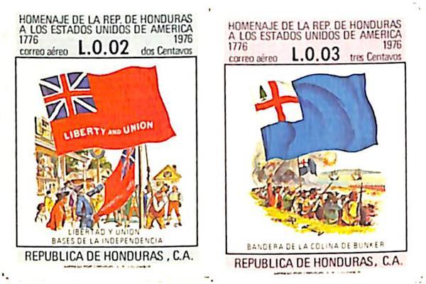 1976 Honduras