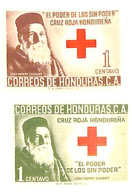1964 Honduras