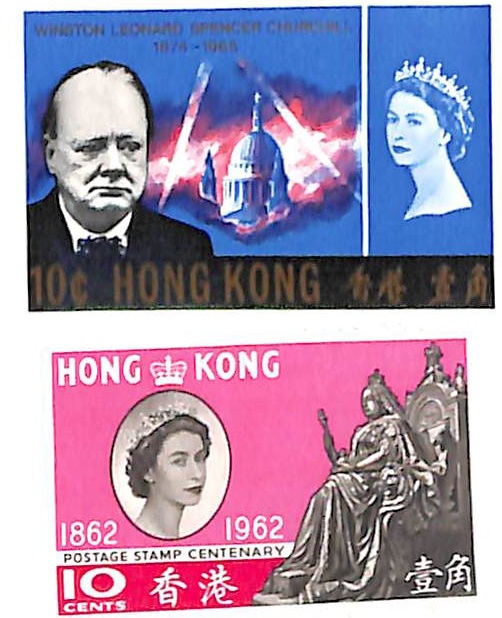 1962-66 Hong Kong