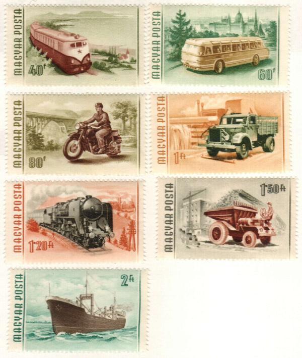 1955 Hungary