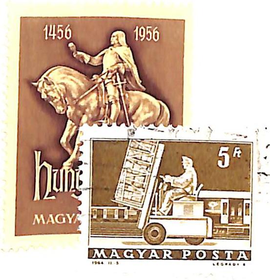 1956-64 Hungary