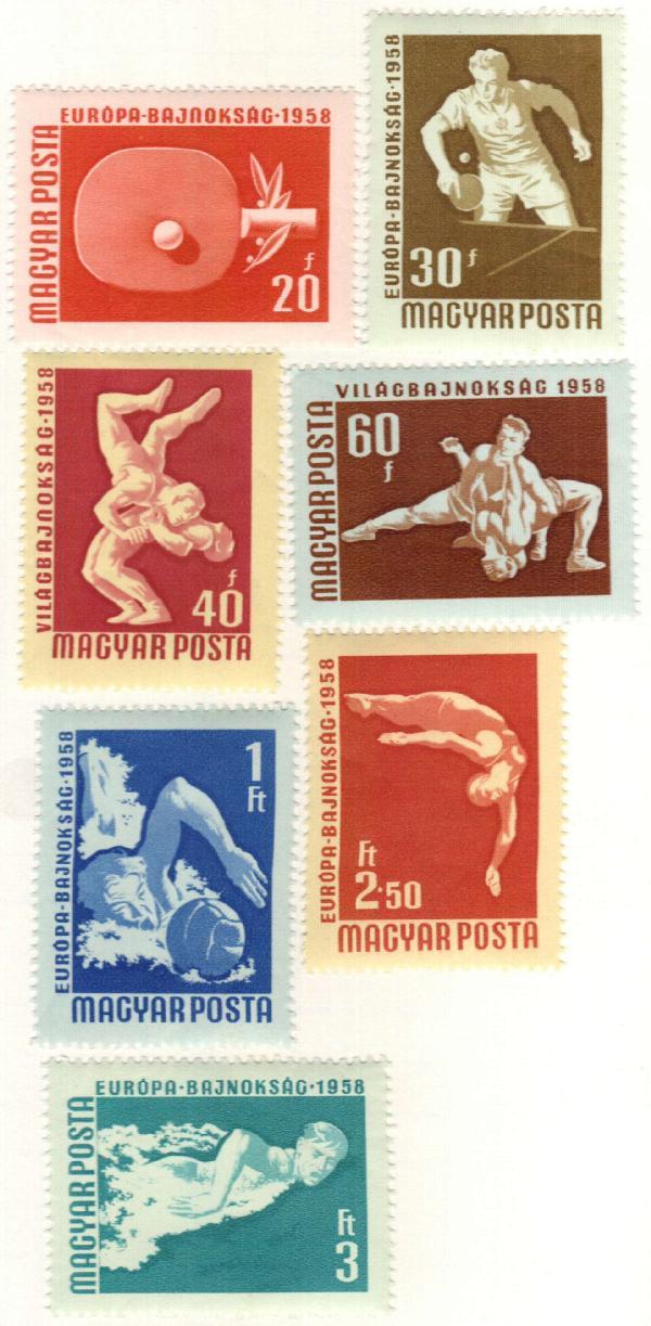 1958 Hungary