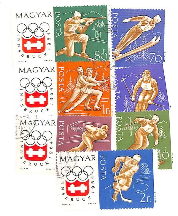 1963-64 Hungary