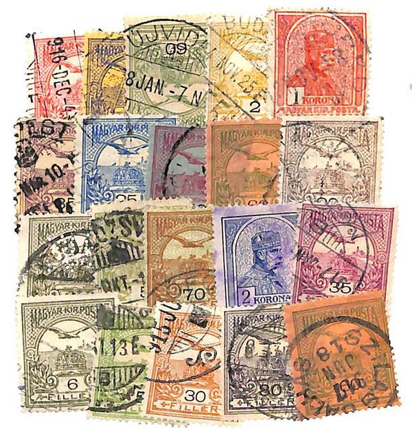 1900-04 Hungary