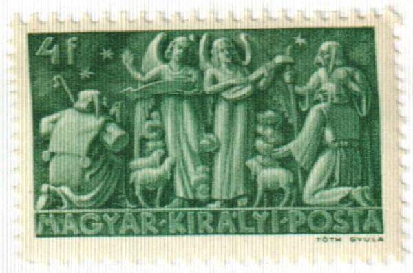 1943 Hungary