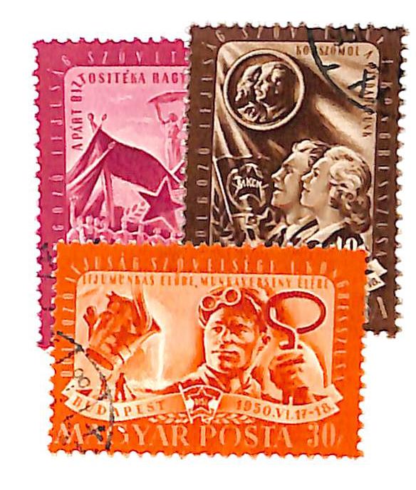 1950 Hungary
