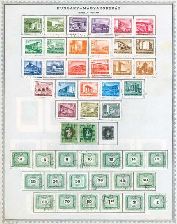 1871-1963 Hungary