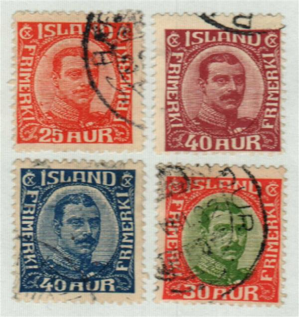 1920-22 Iceland