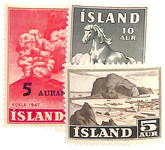 1954-58 Iceland