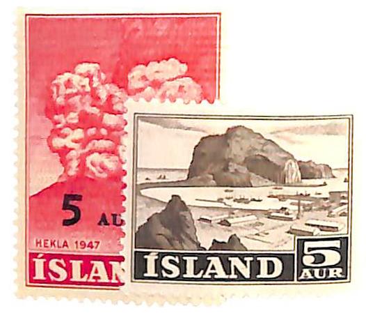 1954 Iceland