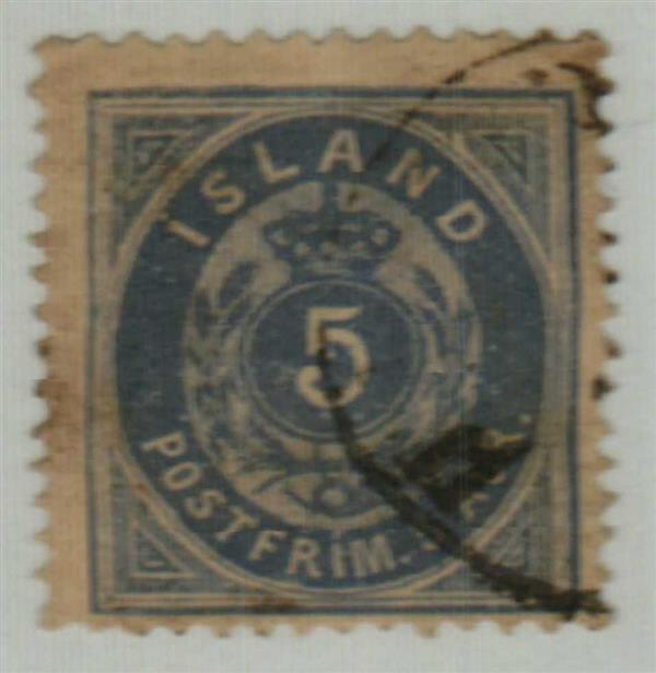 1876 Iceland