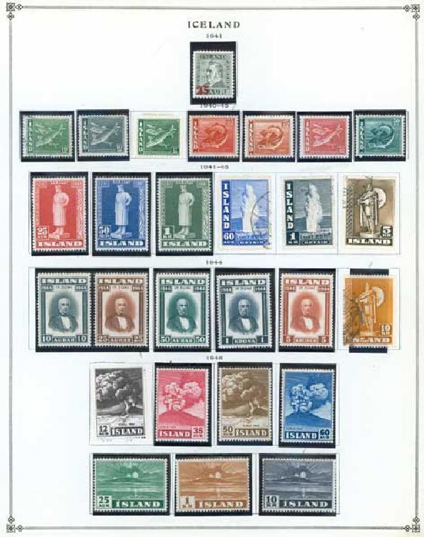 1941-90 Iceland