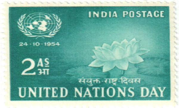 1954 India