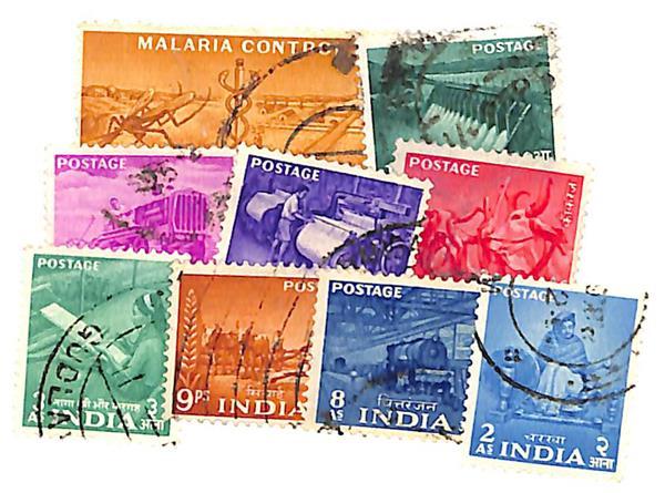 1955 India