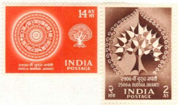 1956 India