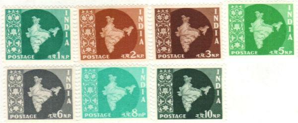 1958-63 India