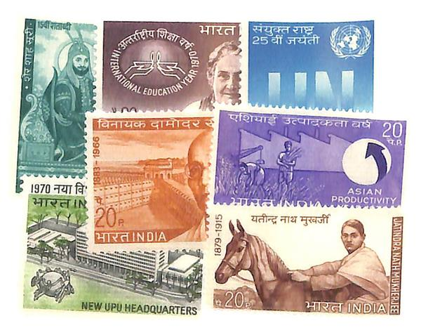 1970 India