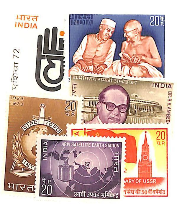 1972-73 India