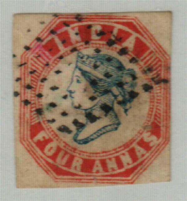 1854 India