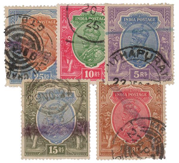 1911-23 India