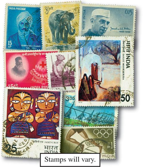 India Pictorials, 500v